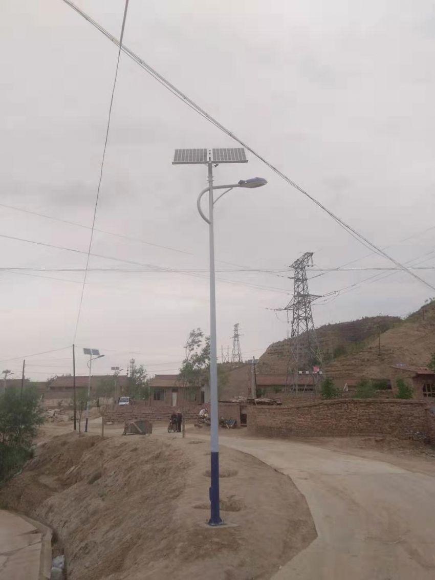 甘肃太阳能路灯安装|临夏太阳能路灯